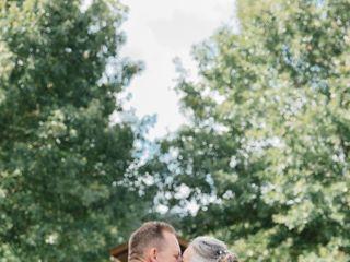 The wedding of Lynn and Tim 1