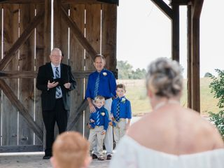 The wedding of Lynn and Tim 2