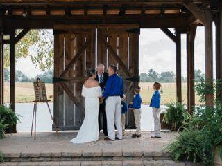 The wedding of Lynn and Tim 3