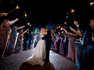 The wedding of Heather and Scott 1