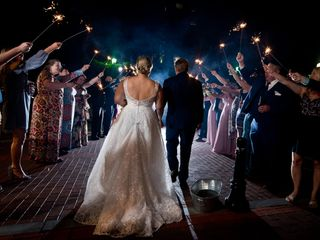 The wedding of Heather and Scott 2