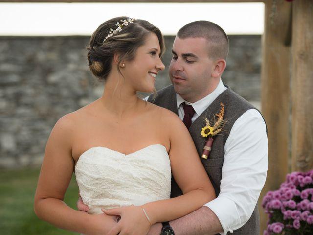 The wedding of Ryan and Allison