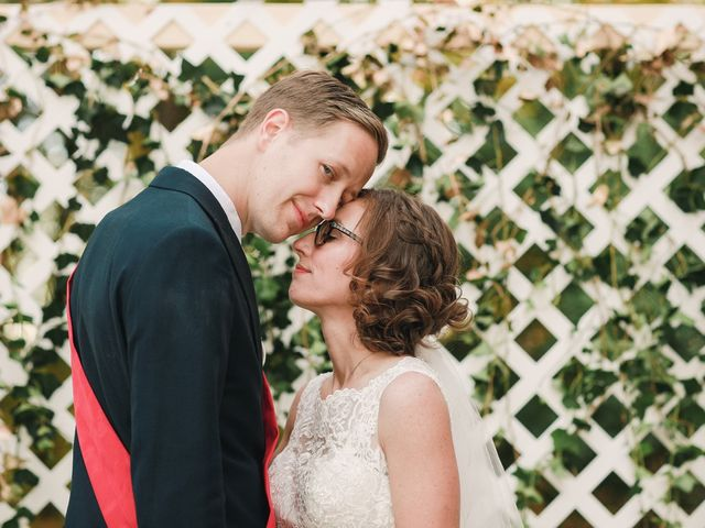 David and Stephanie's Wedding in Nashville, Tennessee 1