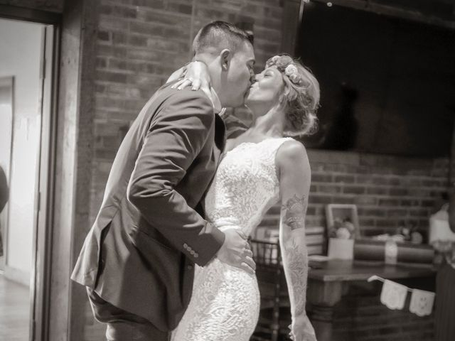 Penny and Caleb's Wedding in Bucyrus, Ohio 1