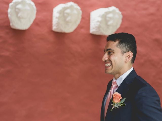 Newaf and Aidi's Wedding in Cancun, Mexico 28