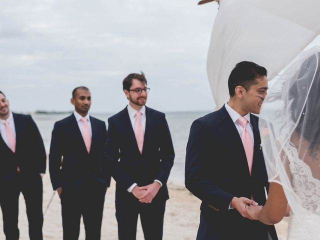 Newaf and Aidi's Wedding in Cancun, Mexico 48
