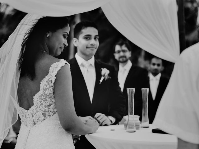 Newaf and Aidi's Wedding in Cancun, Mexico 54