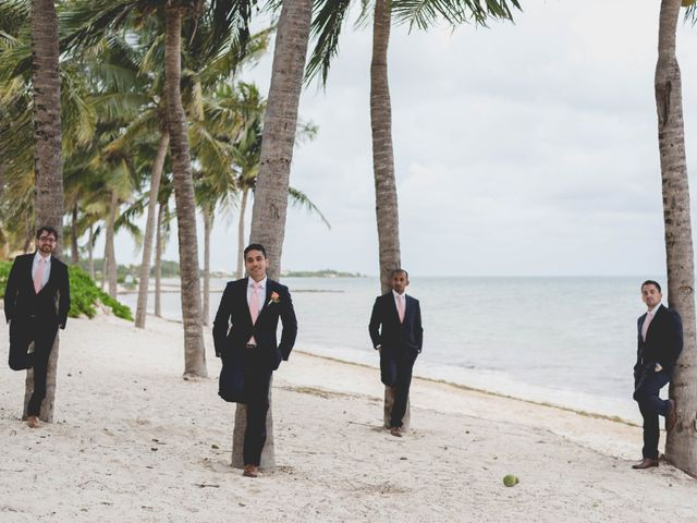 Newaf and Aidi's Wedding in Cancun, Mexico 64