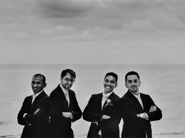 Newaf and Aidi's Wedding in Cancun, Mexico 65