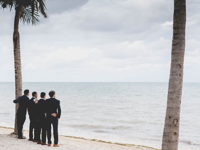 Newaf and Aidi's Wedding in Cancun, Mexico 66