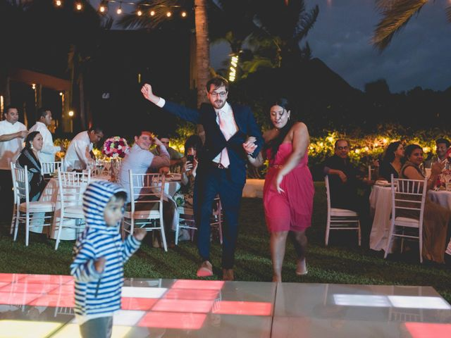 Newaf and Aidi's Wedding in Cancun, Mexico 71
