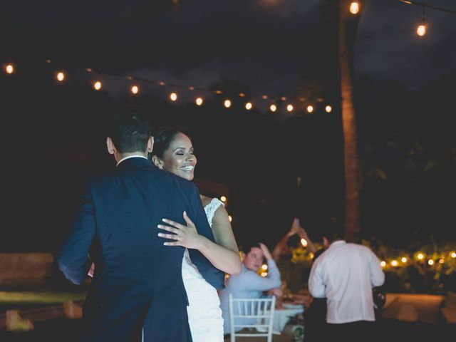 Newaf and Aidi's Wedding in Cancun, Mexico 75