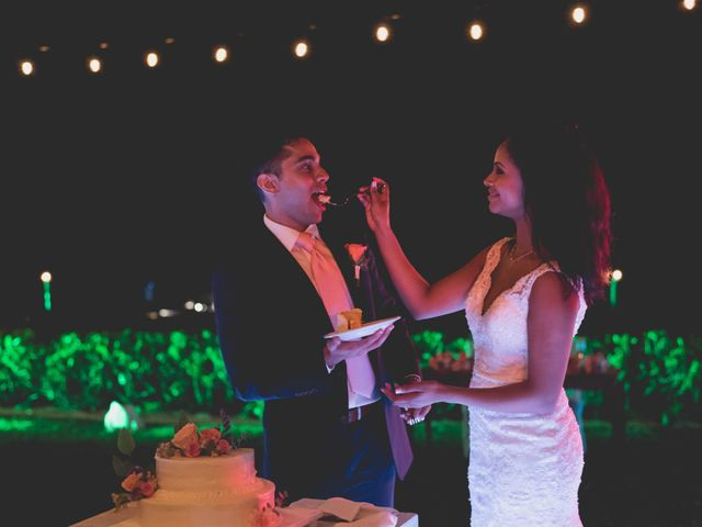 Newaf and Aidi's Wedding in Cancun, Mexico 78