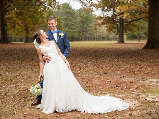 The wedding of Mary Britt and Jacob