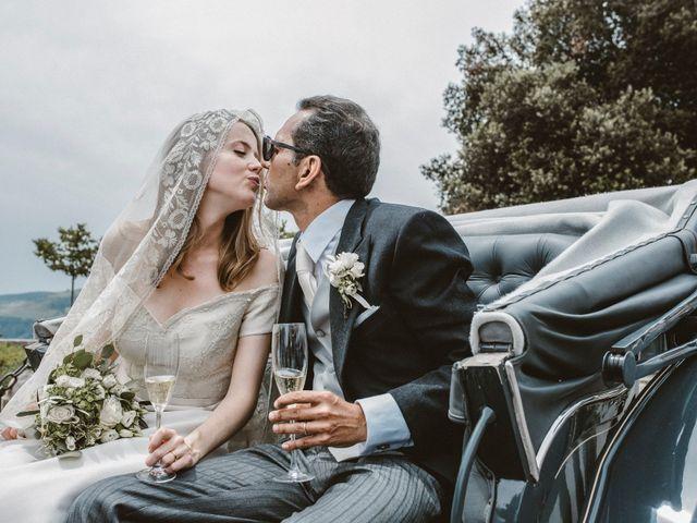 The wedding of Christin and Ottavio