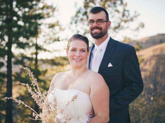 The wedding of Ashley and Devin