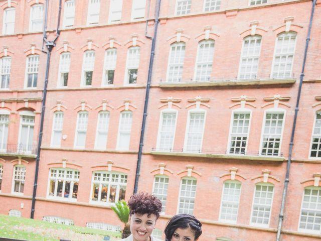 Federica and Daniela's Wedding in London, United Kingdom 4