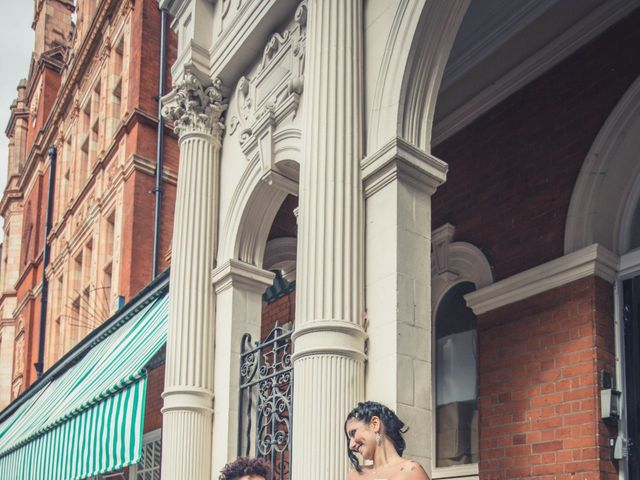 Federica and Daniela's Wedding in London, United Kingdom 5