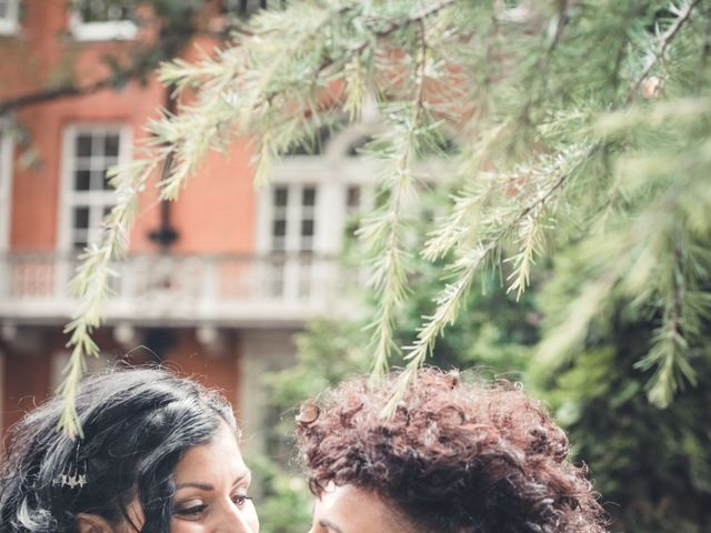 Federica and Daniela's Wedding in London, United Kingdom 6