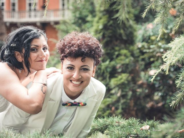 Federica and Daniela's Wedding in London, United Kingdom 7