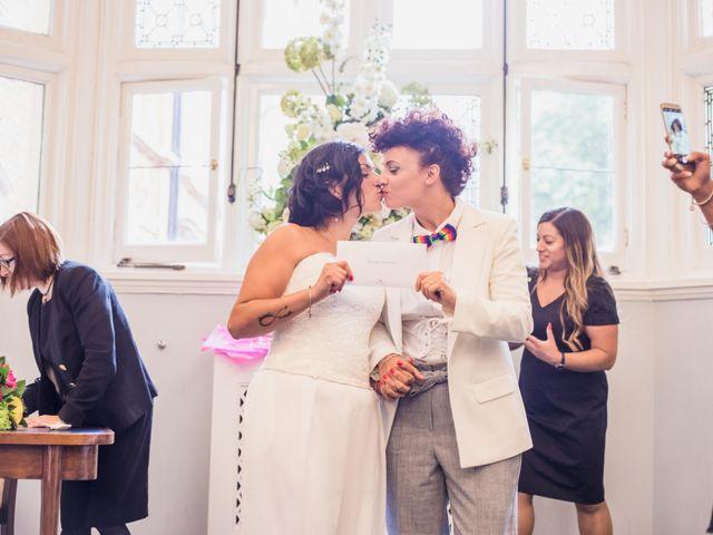 Federica and Daniela's Wedding in London, United Kingdom 2