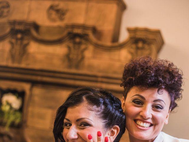 Federica and Daniela's Wedding in London, United Kingdom 13
