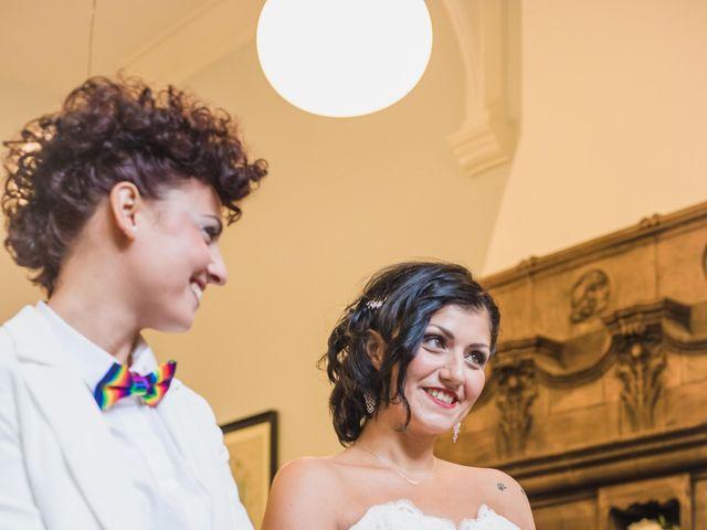 Federica and Daniela's Wedding in London, United Kingdom 15
