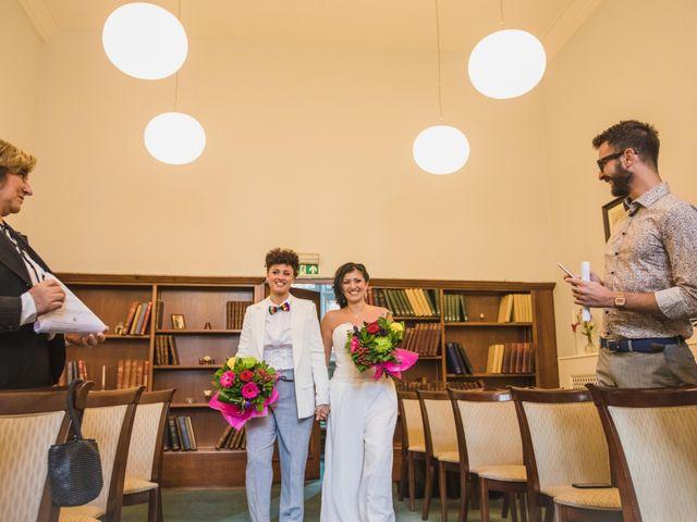 Federica and Daniela's Wedding in London, United Kingdom 17