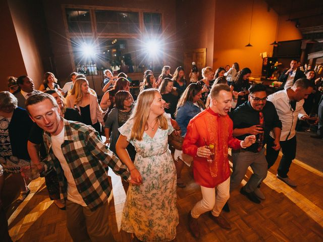 Norman and Tyler's Wedding in Whitefish, Montana 4