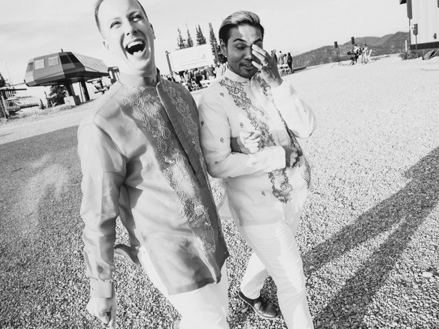 Norman and Tyler's Wedding in Whitefish, Montana 20