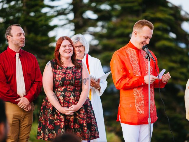 Norman and Tyler's Wedding in Whitefish, Montana 23