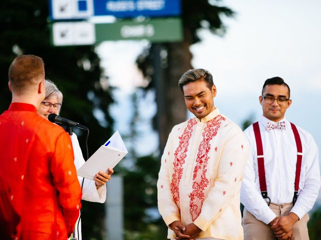 Norman and Tyler's Wedding in Whitefish, Montana 26