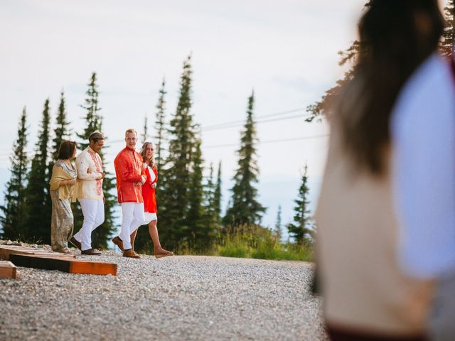 Norman and Tyler's Wedding in Whitefish, Montana 31