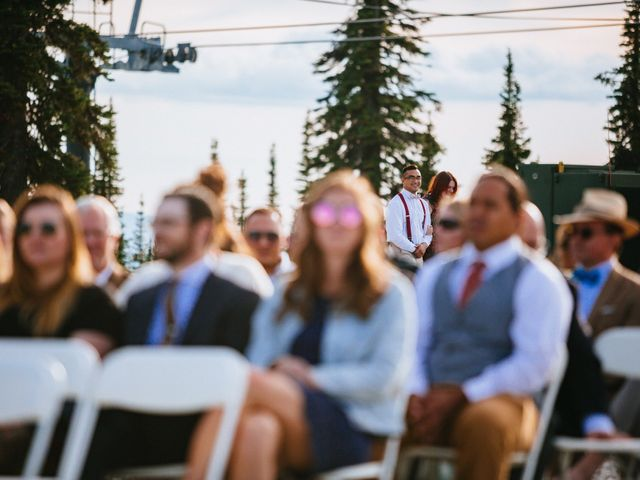 Norman and Tyler's Wedding in Whitefish, Montana 32