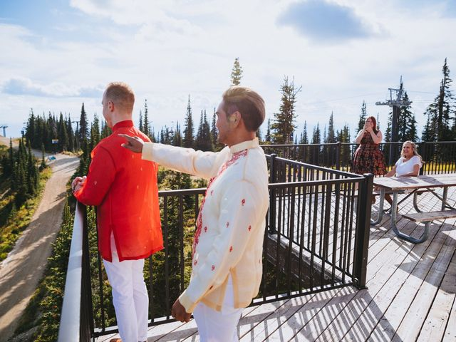 Norman and Tyler's Wedding in Whitefish, Montana 36