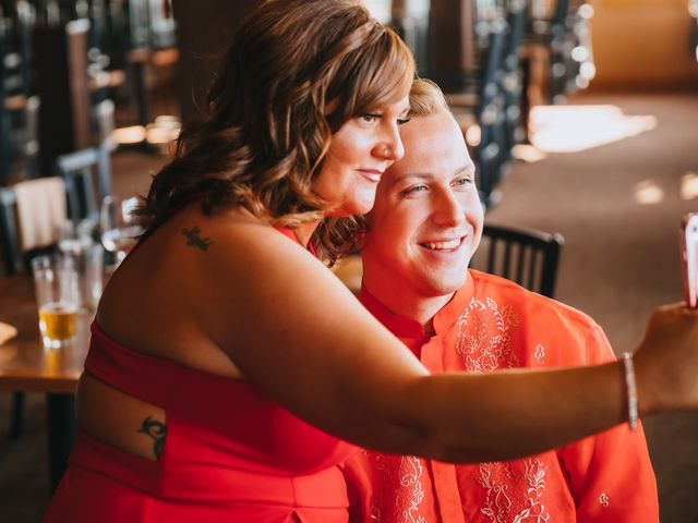 Norman and Tyler's Wedding in Whitefish, Montana 38