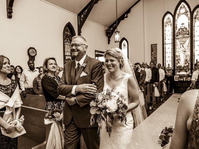 Charles and Courtney's Wedding in Maple Park, Illinois 8