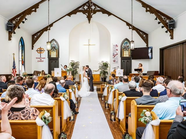 Charles and Courtney's Wedding in Maple Park, Illinois 10
