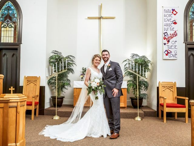 Charles and Courtney's Wedding in Maple Park, Illinois 14