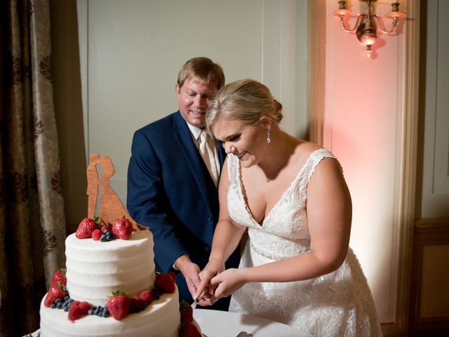 Scott and Heather's Wedding in Greenville, South Carolina 5