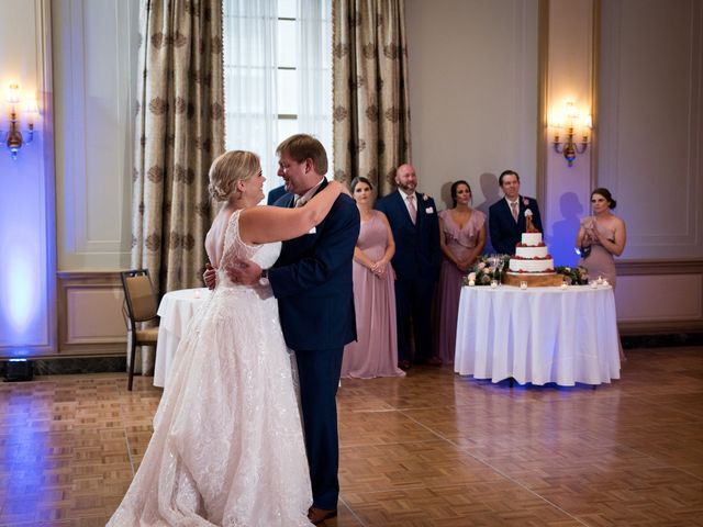 Scott and Heather's Wedding in Greenville, South Carolina 8