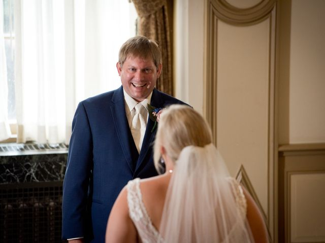 Scott and Heather's Wedding in Greenville, South Carolina 15