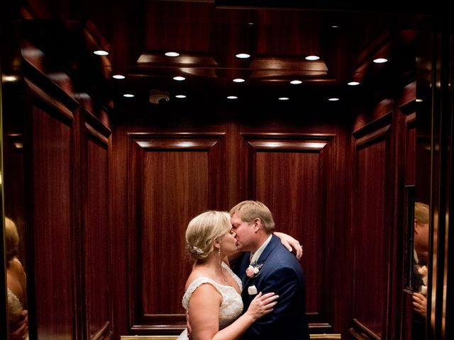 Scott and Heather's Wedding in Greenville, South Carolina 29