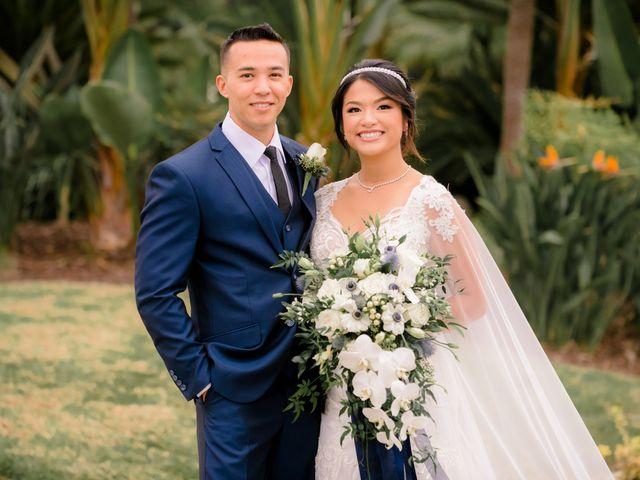 The wedding of Alisha and Sho