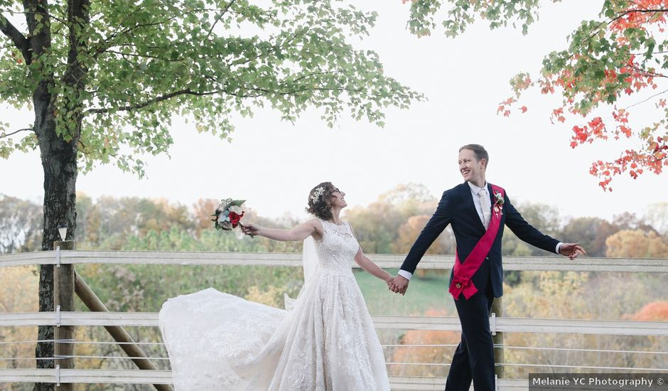 David and Stephanie's Wedding in Nashville, Tennessee