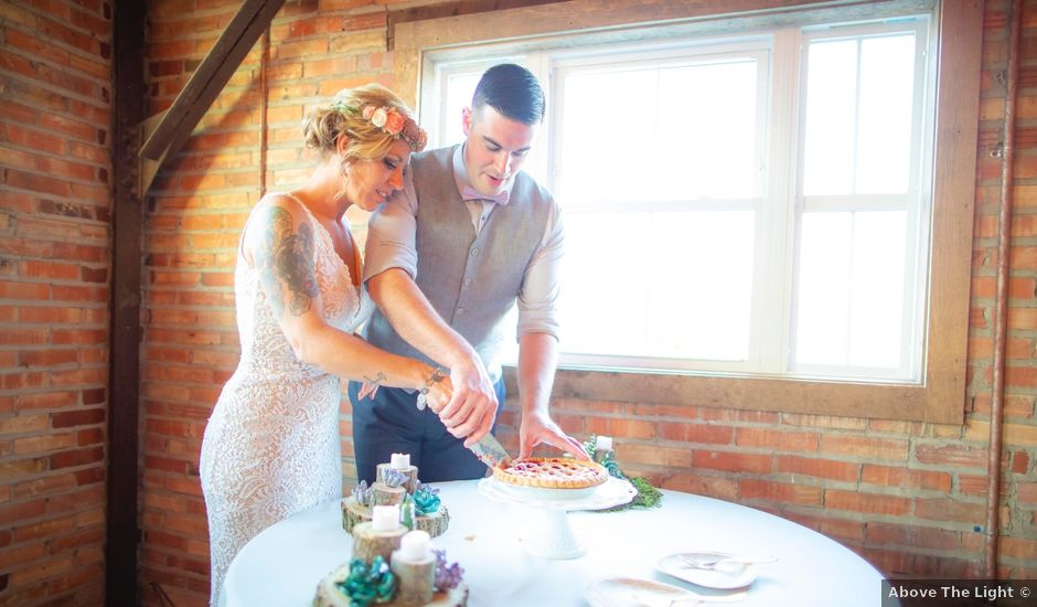 Penny and Caleb's Wedding in Bucyrus, Ohio
