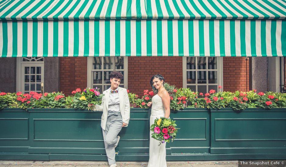 Federica and Daniela's Wedding in London, United Kingdom