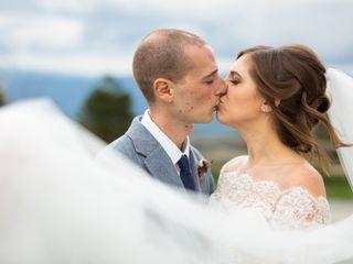 The wedding of Sarah and Corey