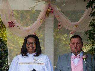 The wedding of Anthony and Urshila 3