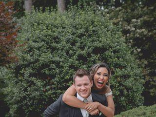 The wedding of Jenane and Larry 2